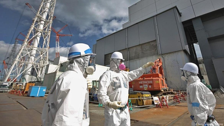 Fukushima nükleer reaktörü