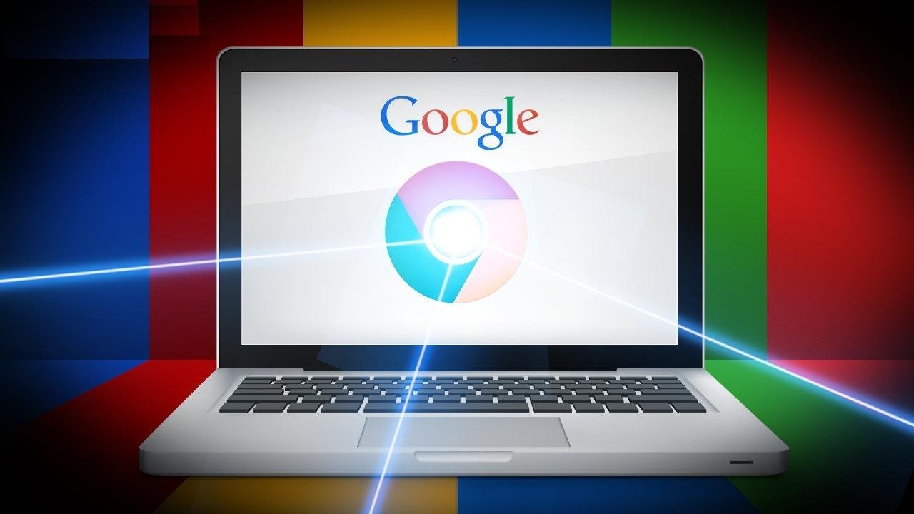Chrome ekran görüntüsü
