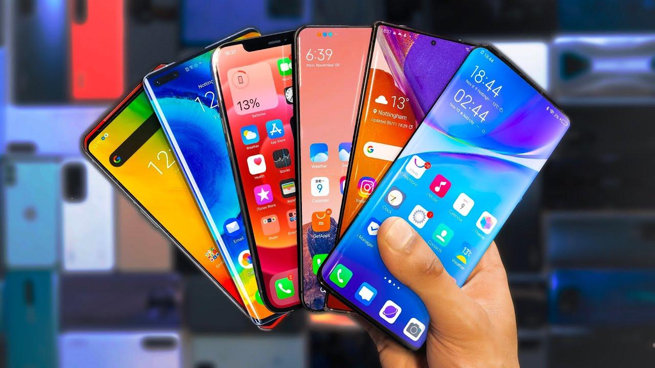 en güçlü telefonlar