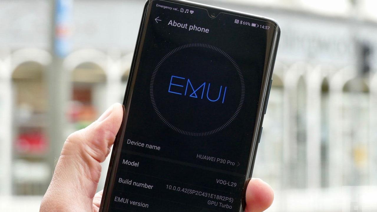 Huawei EMUI Temmuz 2021 güvenlik güncellemesi