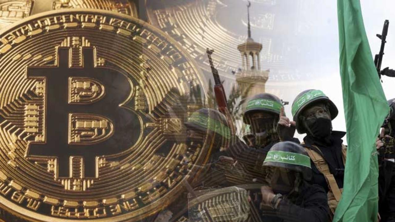 Hamas kaynaklı Bitcoin hesapları