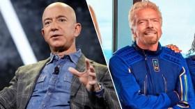 Jeff Bezos'tan uzay rekabetinde alkışlanacak hareket