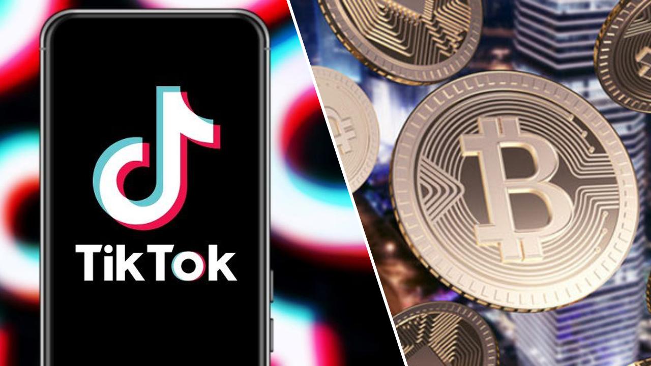 tiktok kripto para bitcoin