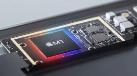 M1 işlemcinin performansı Apple yöneticisini hayrete düşürdü