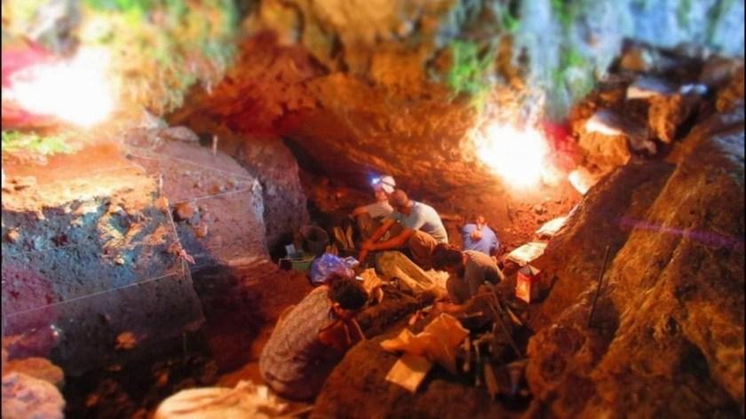 Mağara çamurunda insan türü keşfedildi