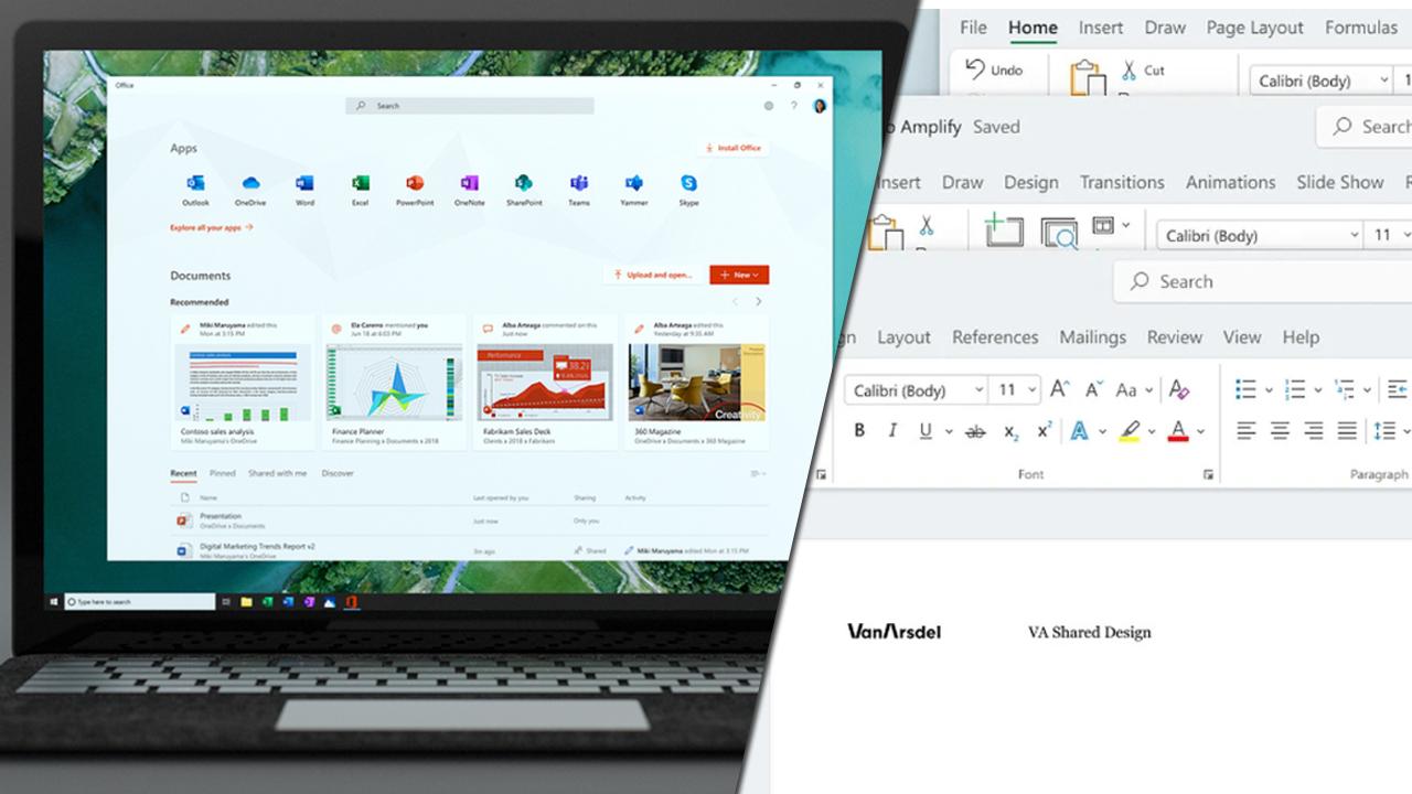 microsoft offfice özellikleri, windows 11, yeni microsoft office