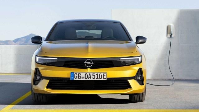 2022 model Opel Astra tanıtıldı: İşte öne çıkan özellikleri