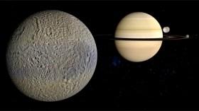 Satürn'ün uydusunda uzaylı yaşamın izleri