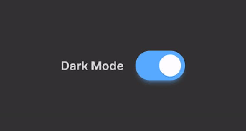 karanlık mod