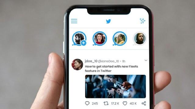 Twitter Fleets için yolun sonuna gelindi