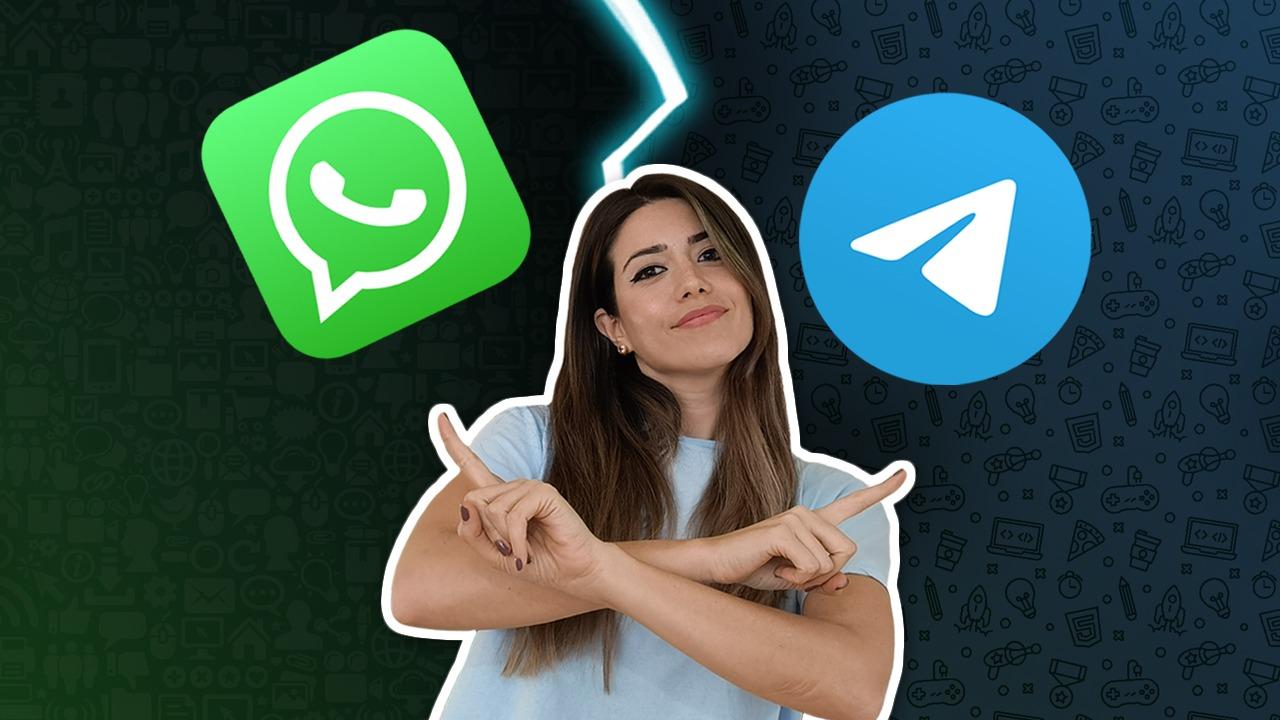 WhatsApp Telegram karşılaştırması