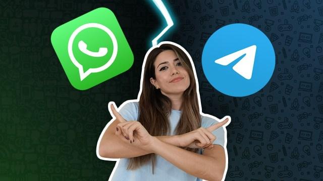 WhatsApp mı Telegram mı? Az bilinen özellikler!