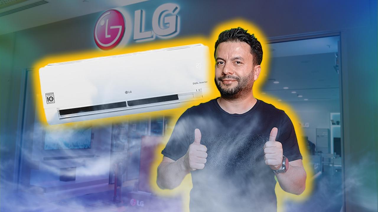 LG klimalar