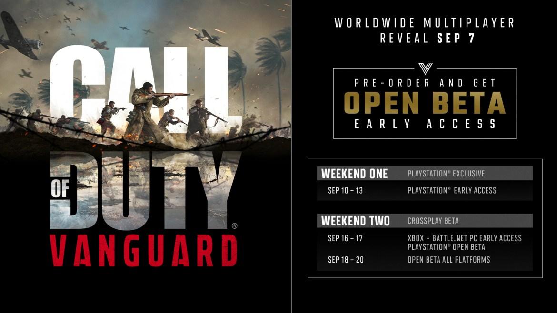 Call of Duty Vanguard ın alfa ve beta tarihleri açıklandı