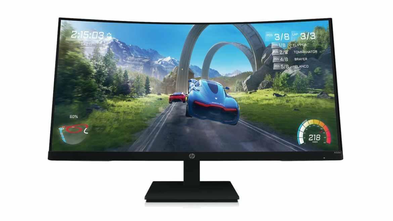 HP yeni oyun monitorleriyle karsimiza cikti 3