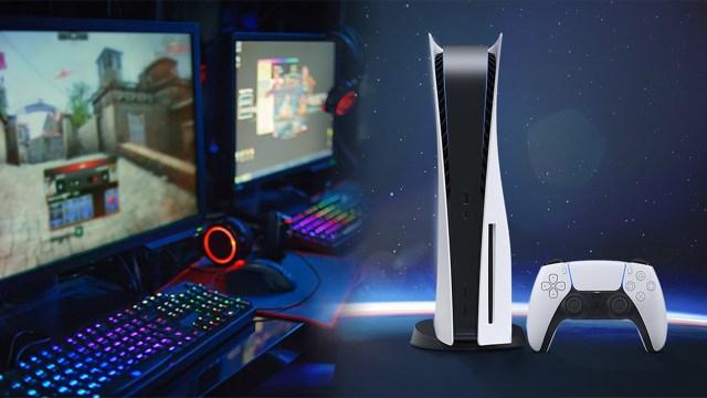 PC vs konsol! Oyun oynamak için hangisi daha iyi?