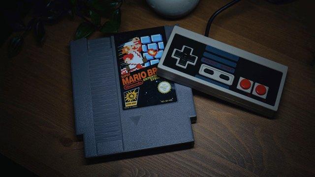 Super Mario Bros. kopyasına rekor ücret!