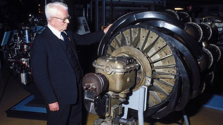 İlk jet motorları