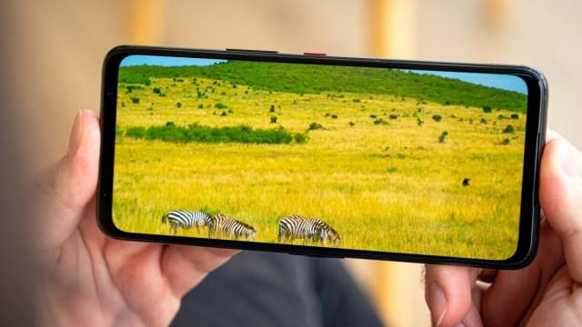 ASUS Rog Phone 5S özellikleri sızdırıldı