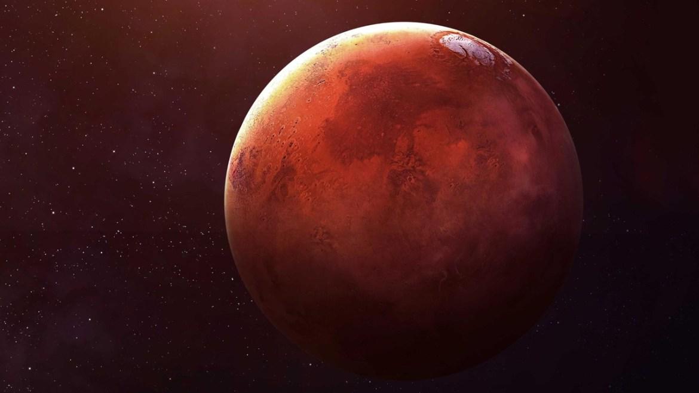 Kızıl Gezegen Mars için en güvenilir yolculuk zamanı