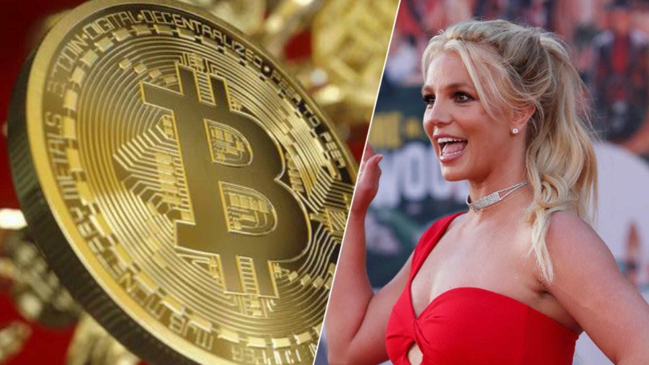 Britney Spears, Bitcoin