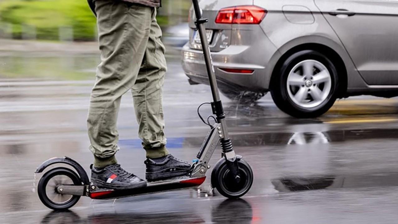 eletrikli scooter