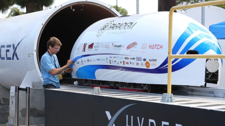 Hyperloop projesi nedir?