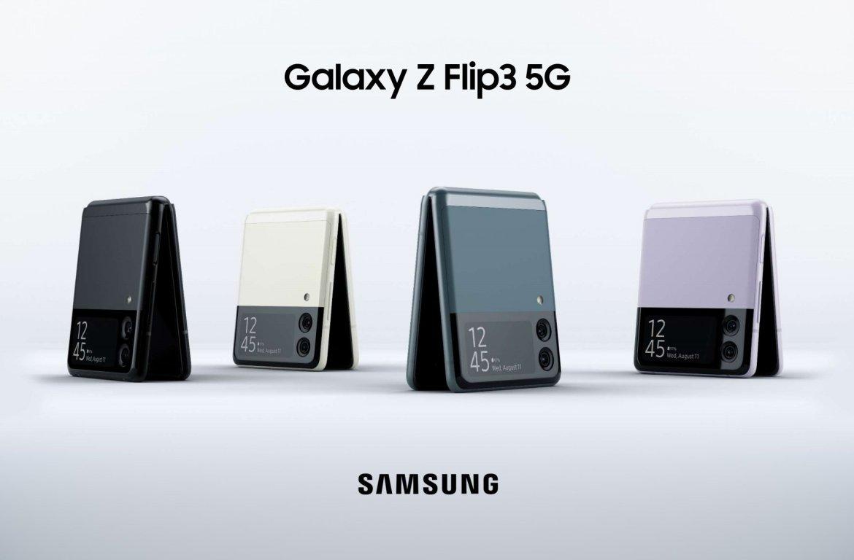 Samsung Galaxy Flip 3 özellikleri ve fiyatı