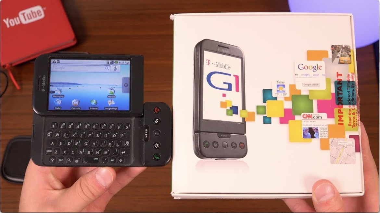 İlk Android telefon: HTC Dream hangi özelliklere sahipti?