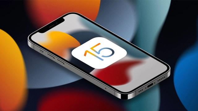 iOS 15 beta 8 güncellemesi çıktı: İşte yenilikler