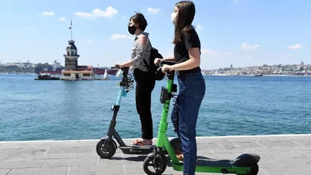 İstanbul'da E-scooter'lar için yeni dönem başlıyor!