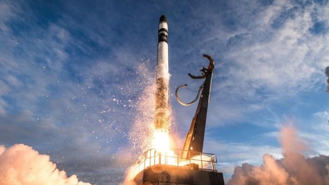 Rocket Lab, Ay misyonu CAPSTONE