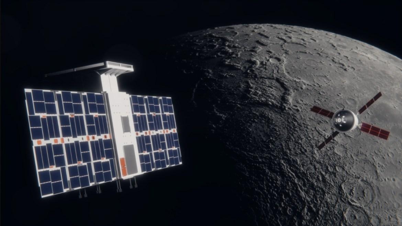 CAPSTONE Ay yolculuğu