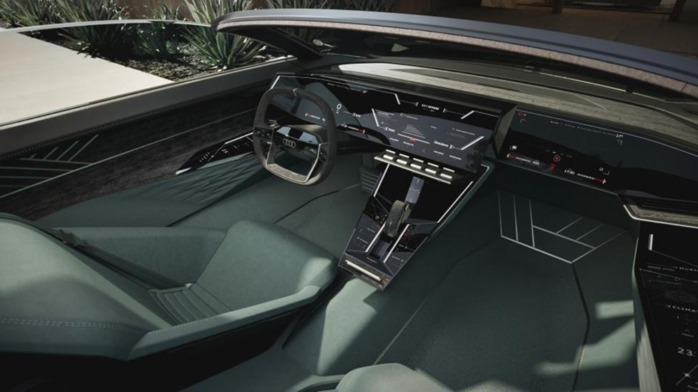 Audi otonom araç modeli Skysphere