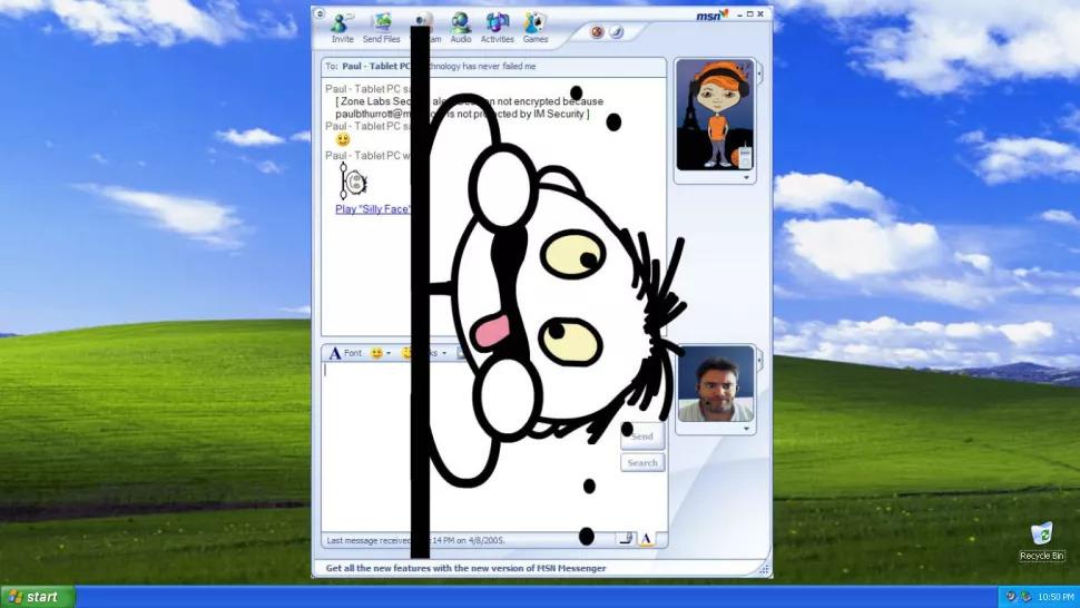MSN Messenger özellikleri