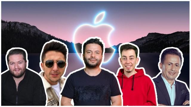 iPhone 13'ü karşılıyoruz! Sürpriz konuklarla Apple Etkinliği canlı yayını!