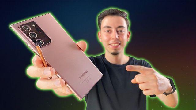 Samsung Galaxy Note 20 Ultra UKT!