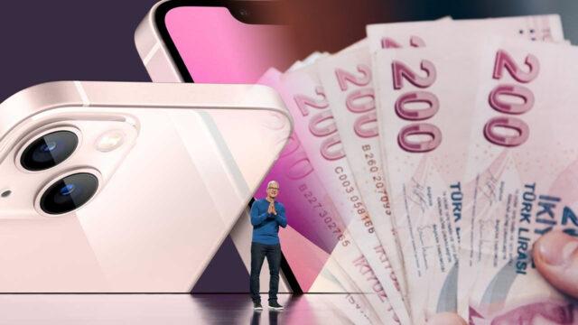 iPhone 13 serisi Türkiye fiyatları ne kadar?