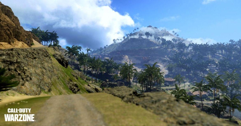 Call of Duty: Warzone yeni bir edilgenik haritası ekliyor
