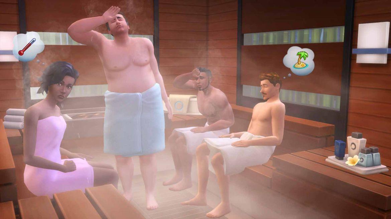 The Sims 4, Spa Day paketine bedava içerikler eklendi