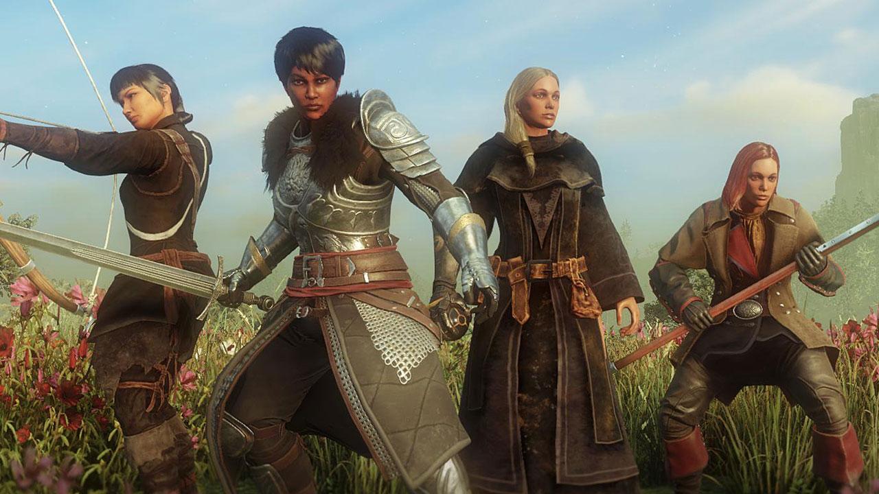 amazon games'in new world oyunu sonunda yayınlandı