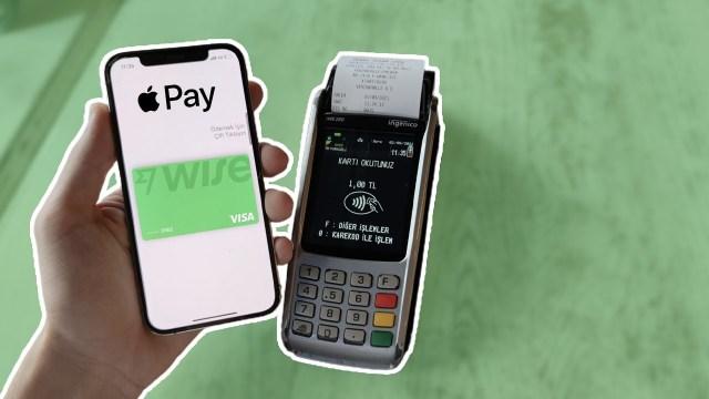 Türkiye'de Apple Pay nasıl kullanılır?