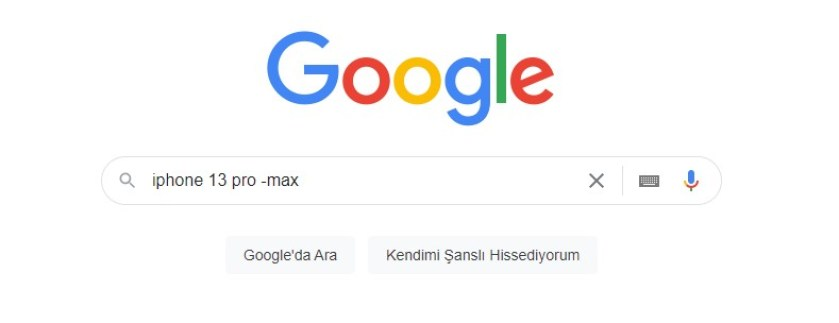 google hileleri