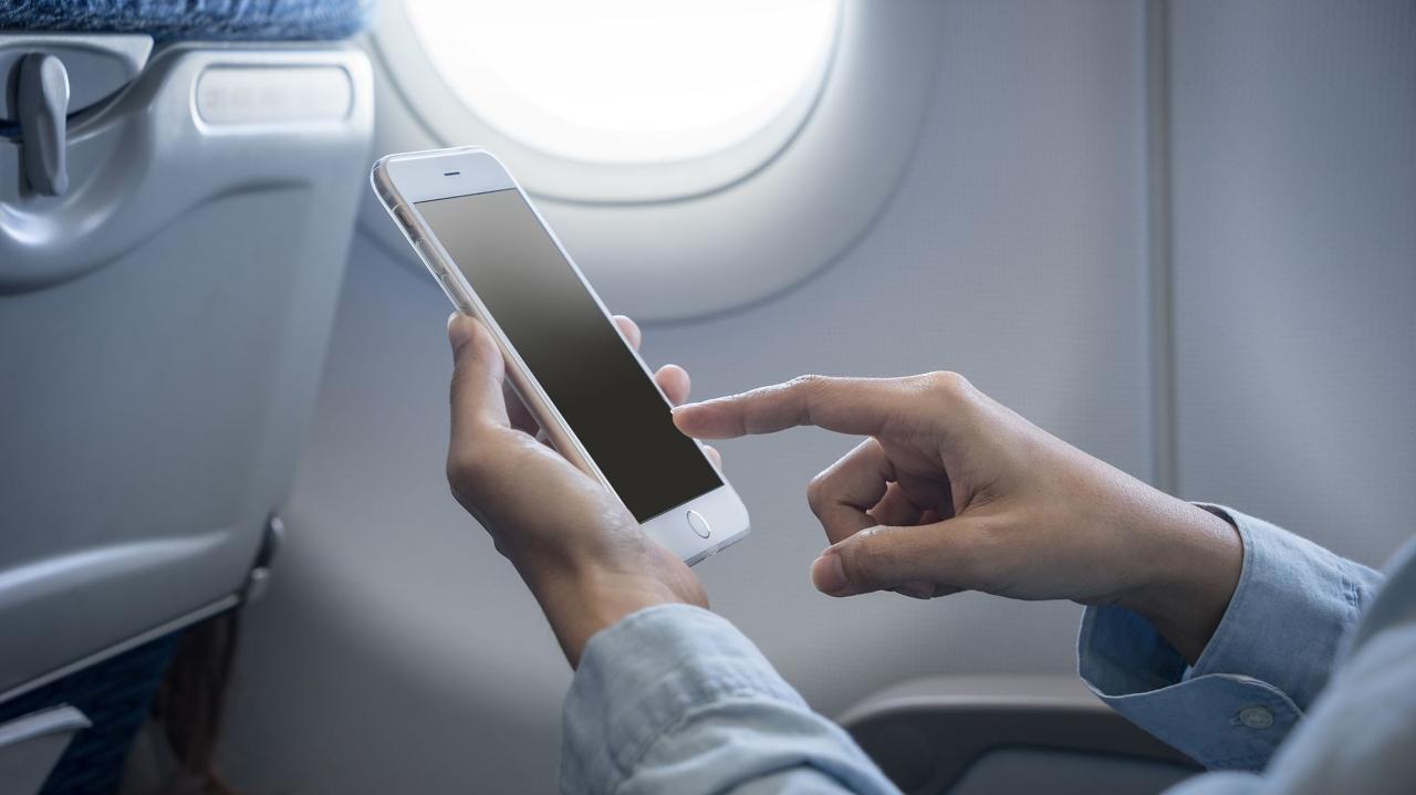 Cep telefonları sera gazı emisyonlarında havacılığı geçti