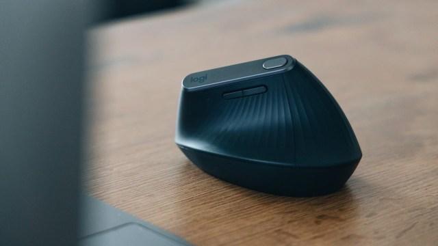 En ergonomik mouse modelleri