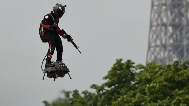Fransa ordusu teknolojik silahları
