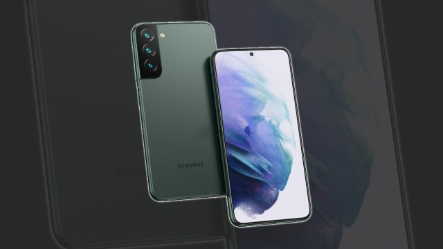 Galaxy S22 Plus render görüntüleri ortaya çıktı