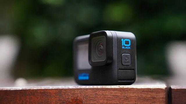 GoPro Hero 10 Black tanıtıldı: 5.3K 60FPS!