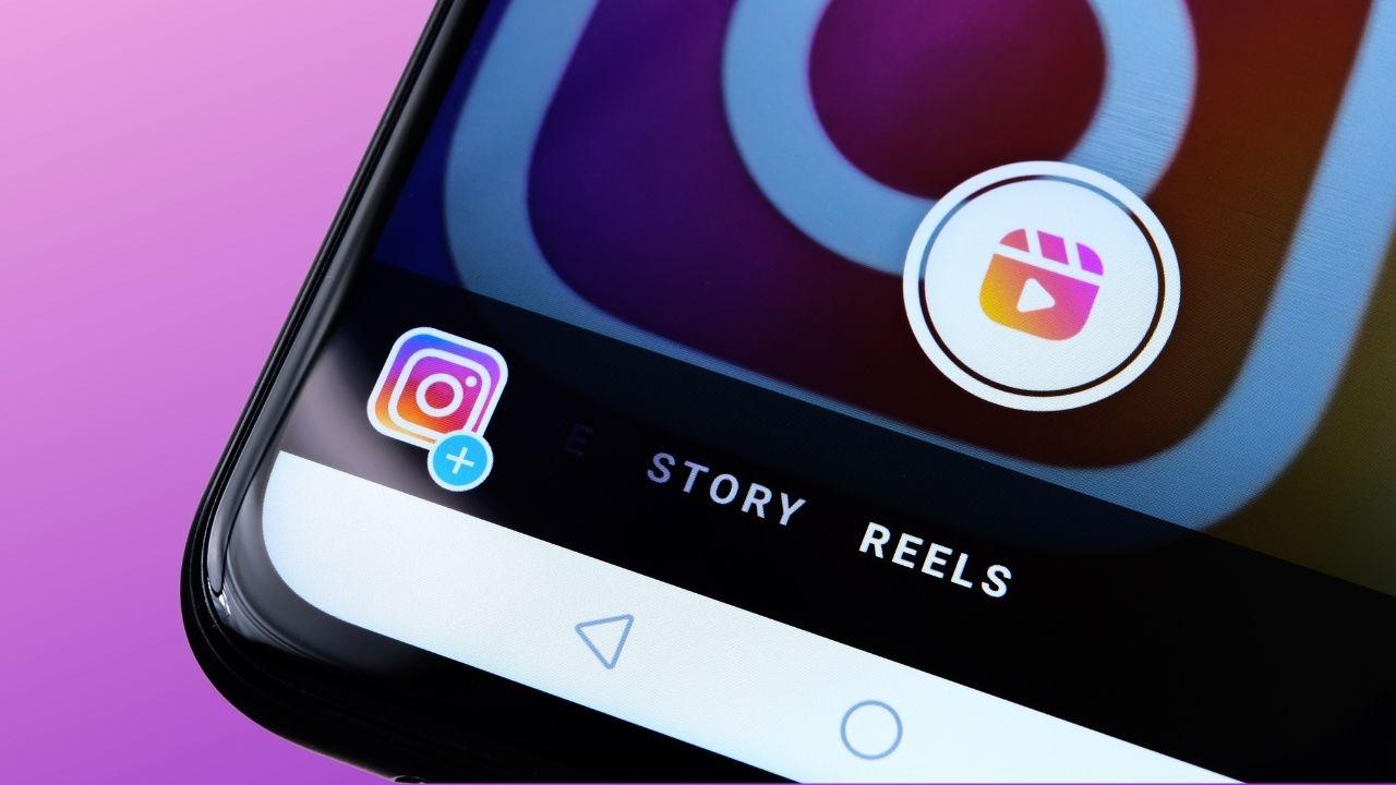 instagram reels facebook
