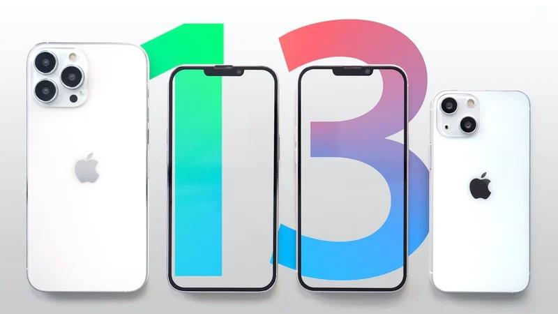 iphone 13 storage capacity